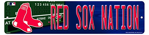 Boston Red Sox Street Sign - 8