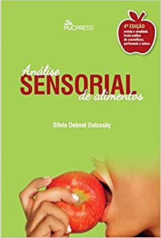 Análise Sensorial de Alimentos - 9788572923033 - Livros na
