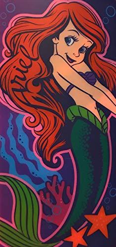 - Jumping Beans Disney Ariel Beach Towels for Girls 28
