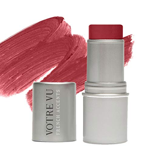 Votre Vu - Vu-on Rouge - Cream Blush for Lips and Face (MA CHERRY) -