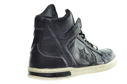 Converse John Varvatos Wapen Mid Heren Sneakers Zwart / Schildpad 139715c
