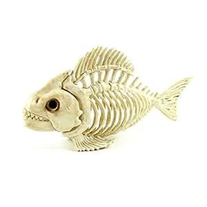 Halloween Party Fish Skeleton Ornaments
