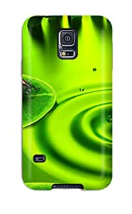 Galaxy S5 Case Cover With Shock Absorbent Protective KNUWNKA3945dPtOK Case