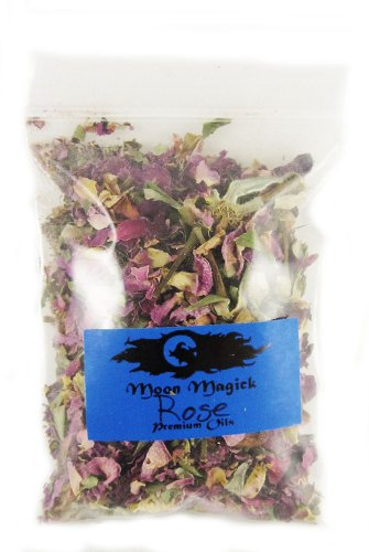Rosebuds Raw Herbs by Moon Magick (Image #1)