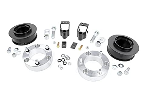 Rough Country - 762 - 3-inch X-REAS Suspension Lift Kit for Toyota: 03-09 4Runner 4WD - Rough Country 3 Lift