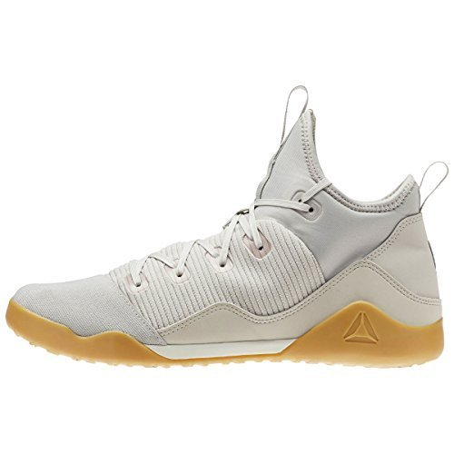 Reebok Men's Combat Noble Trainer Sneaker, Sandstone/Chalk/ash Grey, 13 M US