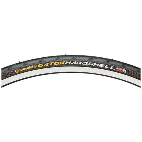(Continental Gator Hardshell DuraSkin Folding Tire, Black, 700 x)