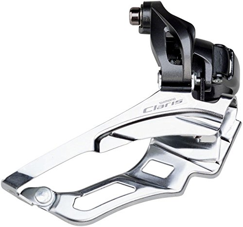 Shimano Claris R2030 8Speed Triple 34.9mm with adapter for 31.8 and 28.6 Front ()