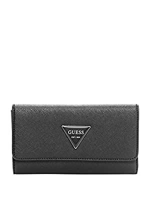 GUESS Women's Abree Slim Wallet
