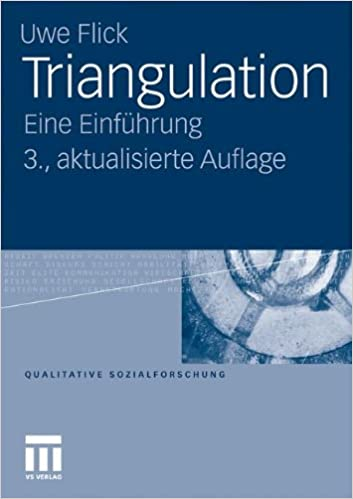 Triangulation: Eine Einführung (Qualitative Sozialforschung) (German Edition)