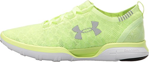 UnderArmour Ua W Charged Coolswitch Run - lime fizz | white, Größe #:6