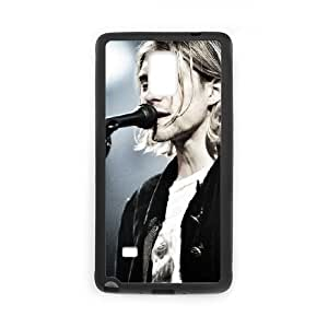 Nirvana Samsung Galaxy Note 4 Black Cell Phone Case GSZWLW2608 Hard Phone Case