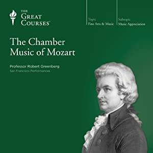 The Chamber Music of Mozart Lecture