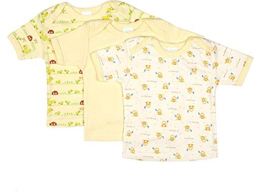 OSHI Shoulder Crewneck Undershirt T Shirts
