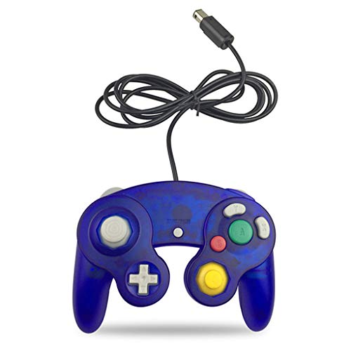 RT-NOSE Wired Controller for Wii Gamecube GC single point game vibration handle (Difference Between Wii U And Xbox One)