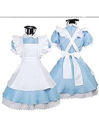 Alice wind maid cosplay costume Headband + high knee socks with AA01's Adventures in Wonderland (japan import)