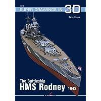 Battleship HMS Rodney