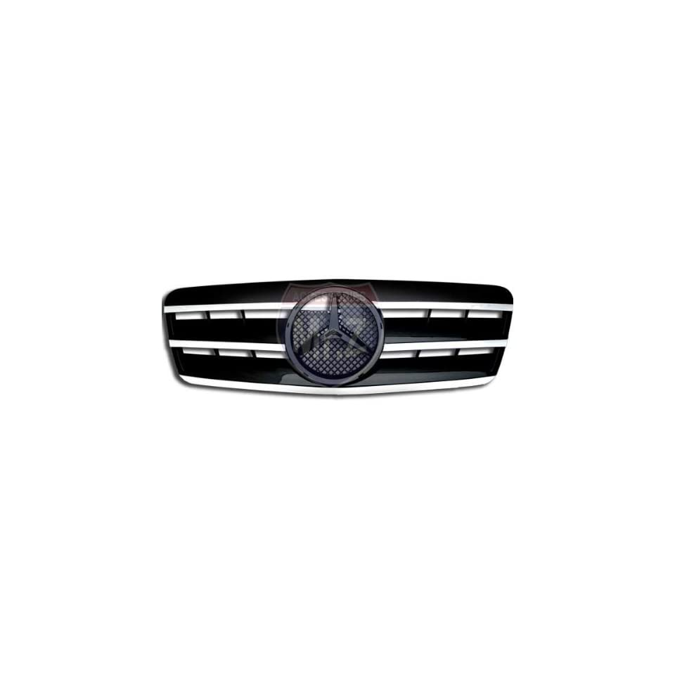 1998 2002 Mercedes Benz Clk Class(W208) Performance Grille