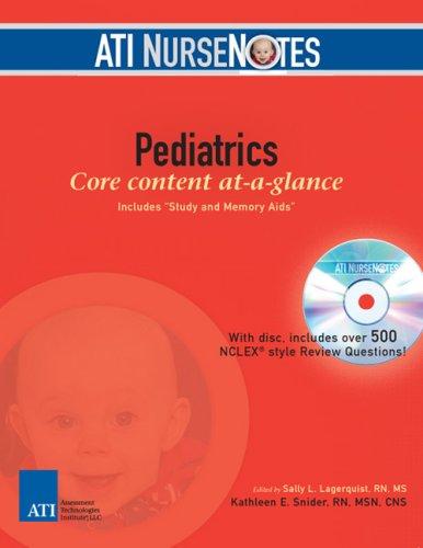 ATI NurseNotes Pediatrics ebook