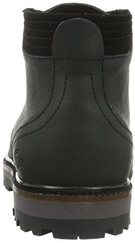 Lacoste Montbard Chukka 316 1, Zapatillas de Estar por Casa para Hombre Negro - Schwarz (Blk 024)