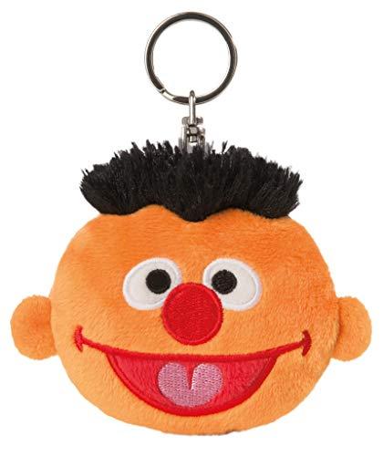 NICI 43500 Key Ring Ernie Orange