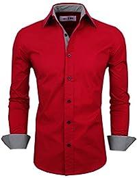 Amazon.com: Reds - Dress Shirts / Shirts: Clothing, Shoes & Jewelry