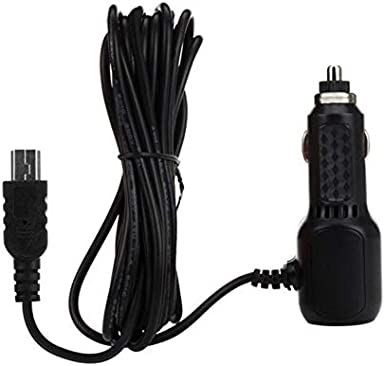 Car Charger Power Cord Cable for GARMIN nuvi 2597lmt 2559lmt 2589lmt 2599lmthd