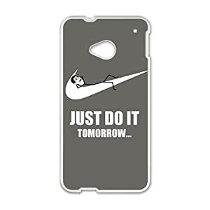 KKDTT Just do it Nike fashion cell phone case for HTC One M7