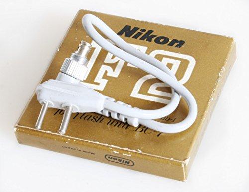NIKON F2 20CM FLASH SYNC CORD BD-1 IN BOX