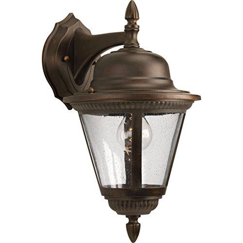20 Westport 1 Light (Progress Lighting P5863-20 1-Light Wall Lantern, Antique Bronze)