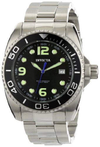 Invicta 0480 Collection Mother Stainless