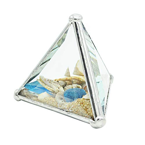 Christina Home Designs Beach Gifts - Mini Beach Kaleidoscope Pyramid 3