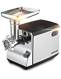 Investment 100 stainless steel household electric meat grinder Mincer versatile cooking sausage stuffers lowestprice