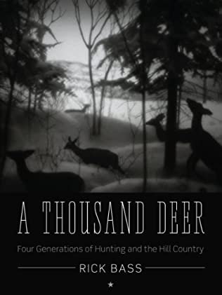 book cover of A Thousand Deer