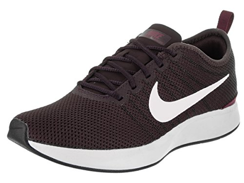 White Women's Port Wine Black Running Shoe Racer Bordeaux Nike Dualtone FOPWvv8