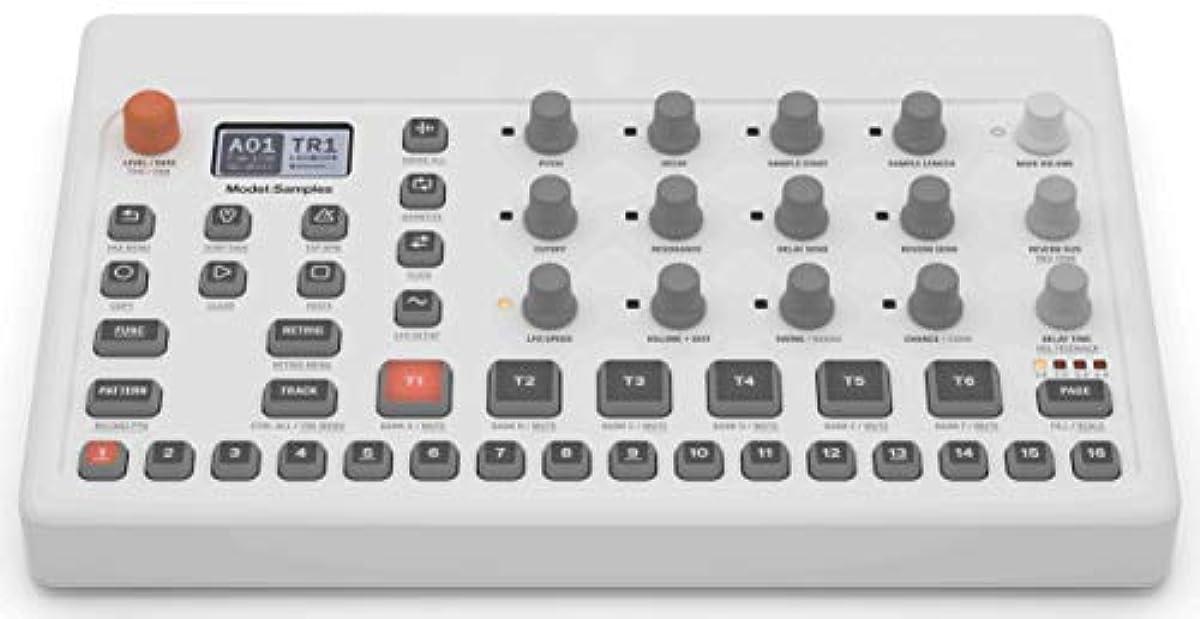 [해외] ELEKTRON 일렉트론/MODEL:SAMPLES ES-MSM 6lak 포터블 샘플 베이스 드럼 머신