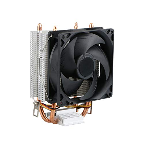 EEEKit Quiet CPU Cooler Fan for LGA 1366 / LGA 1150 / LGA 1155 / LGA 1156 / LGA 775 AMD 3 / AMD 2/754