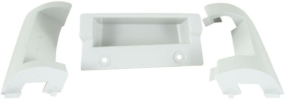 ForeverPRO 8530070 Kit-Door for Whirlpool Dryer 1060469 38006 3979304 AH973431