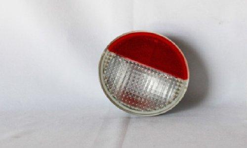 Pilot Automotive Backup Lamp Lens & Housing Driver / Passenger Side (17-5161-01) ()