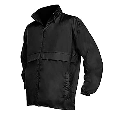 SOLS Unisex Surf Windbreaker Lightweight Jacket
