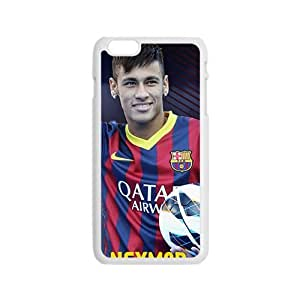 NEYMAR Football star Cell Phone Case for iPhone 6 by Maris's Diary