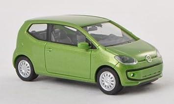 VW up!, met.--grün, 3-Türer , 2011, Modellauto, Fertigmodell ...
