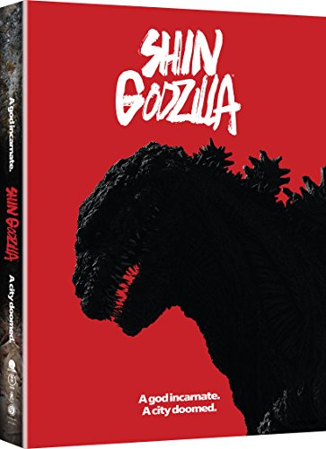 DVD : Shin Godzilla (DVD)