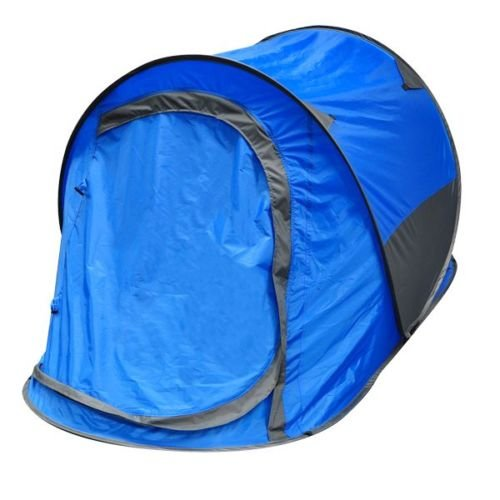 POP UP TENT NEW 2 MAN PERSON BERTH INSTANT EASY POP UP TENT CAMPING FESTIVAL FISHING GARDEN BEACH Amazon.co.uk Sports u0026 Outdoors  sc 1 st  Amazon UK & POP UP TENT NEW 2 MAN PERSON BERTH INSTANT EASY POP UP TENT ...