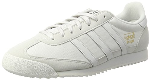 Grey One Unisex – Og Dragon Grey Ginnastica One da Grey adidas Adulto Basse One Grigio Scarpe RvqwSf4