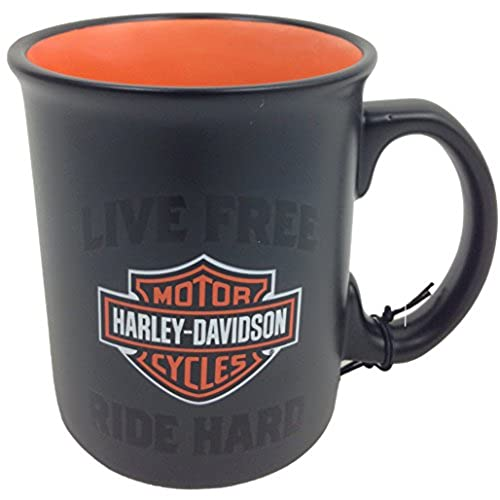 Hallmark Harley Davidson Collection 1DAV1402 Coffee Cup
