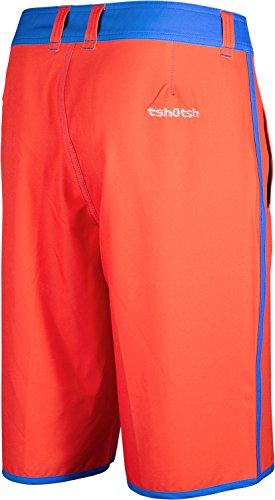 TSHOTSH -  Pantaloncini - Basic - Uomo arancione L