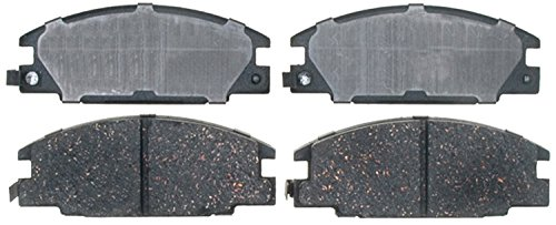 ACDelco 17D363C Professional Ceramic Front Disc Brake Pad Set
