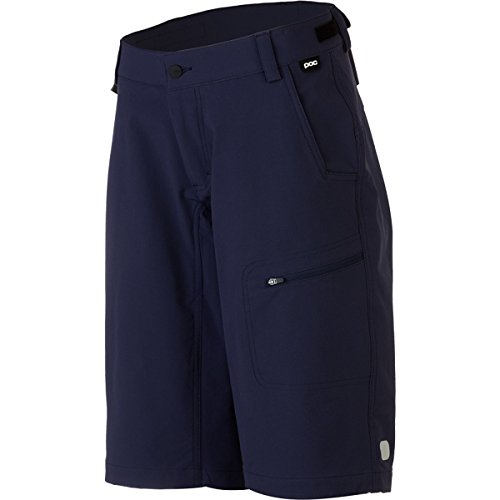 POC Trail Shorts - Women's Boron Blue, XS ()
