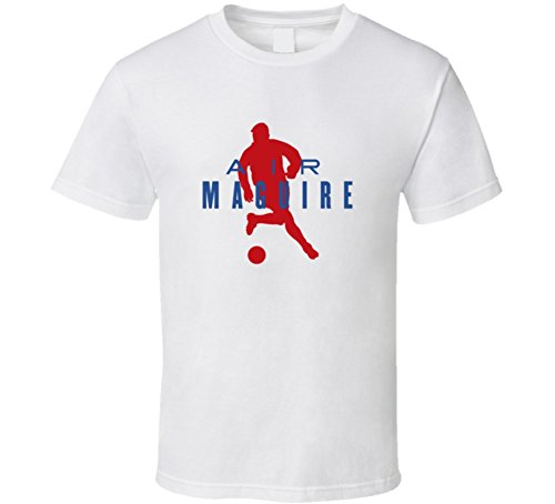 Air Harry Maguire England World Cup 2018 Soccer Lovers T Shirt M White
